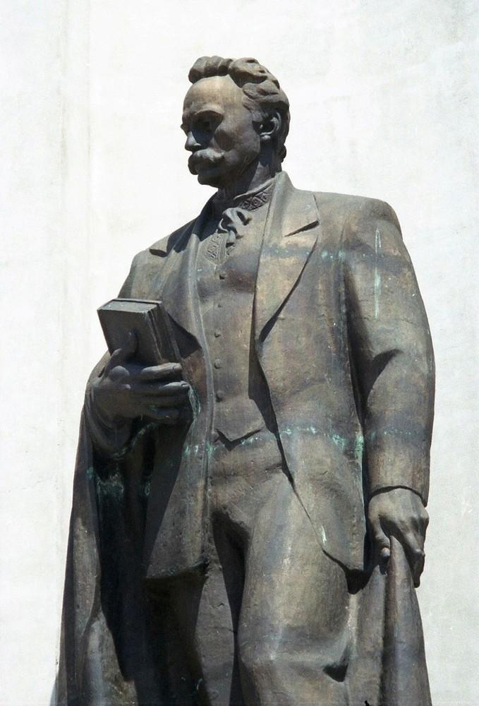 Ivan Franko, a fragment